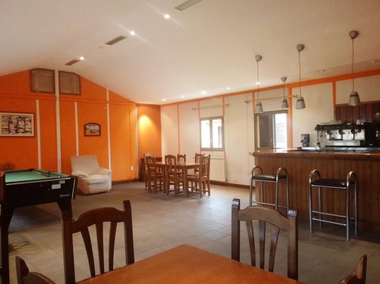 Cafeteria Complejo Residencial Bubal 2 cafeteria