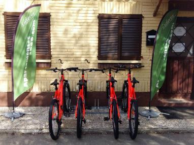 alquiler de bicicletas btt