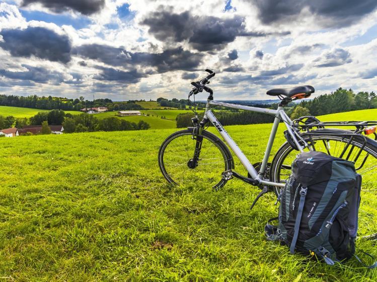 rutas en bici por el pirineo