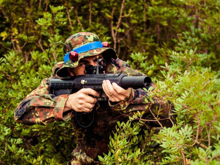 Ecoparque laser combat ecoparque el juncaral