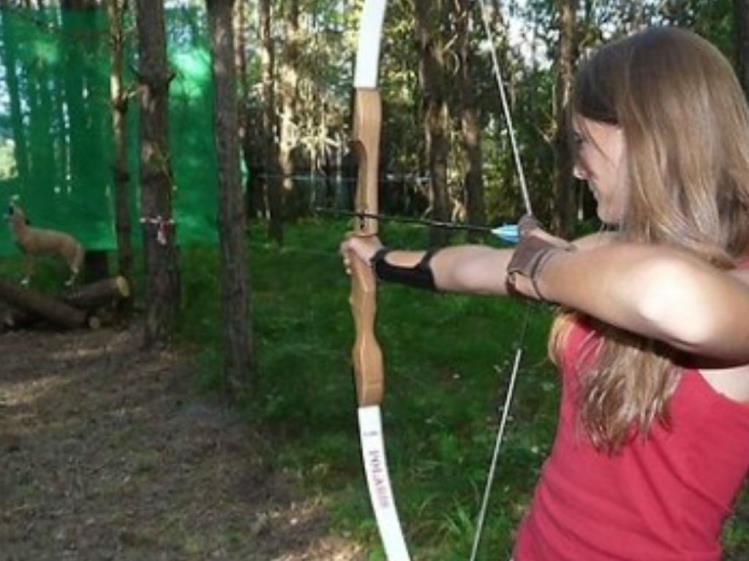 Ecoparque tiro con arco ecoparque el juncaral