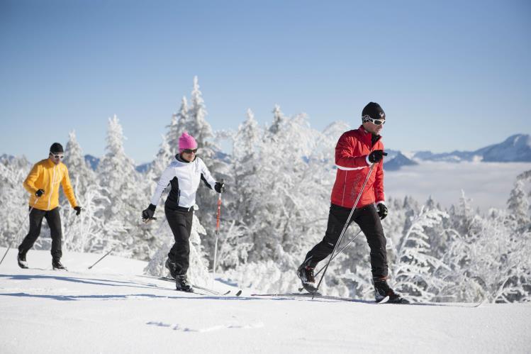 esqui de fondo Pirineos esqui de fondo en el pirineo aragones