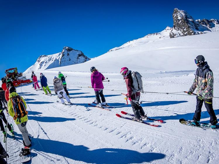 Ski Ratrack Formigal rutas de esqui en formigal