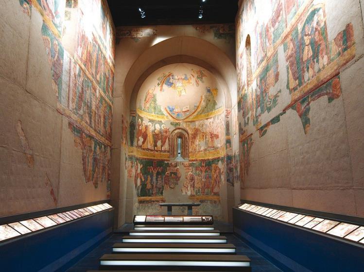 Museo Diocesano de Jaca rutas por jaca