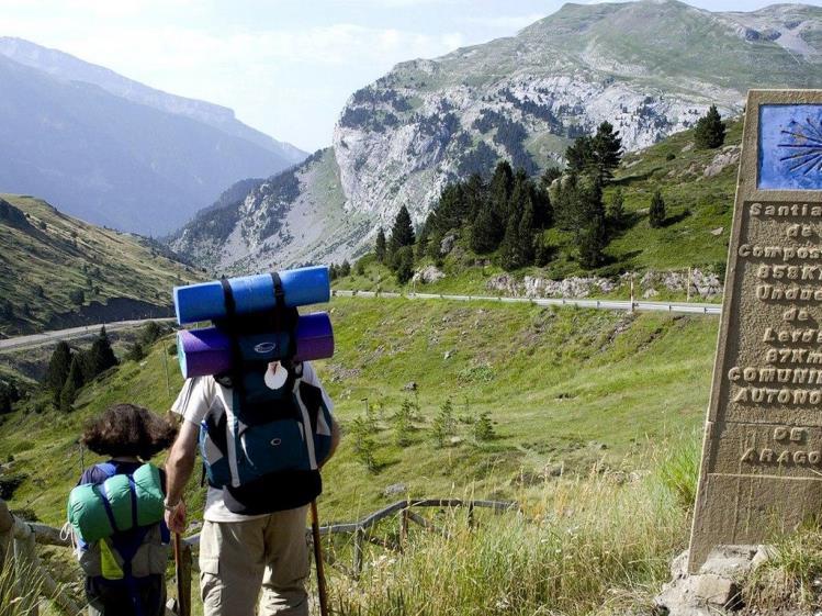 Camino de Santiago Aragon camino santiago aragones