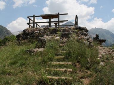 Bunker Mirador Santa Maria linea pirineos